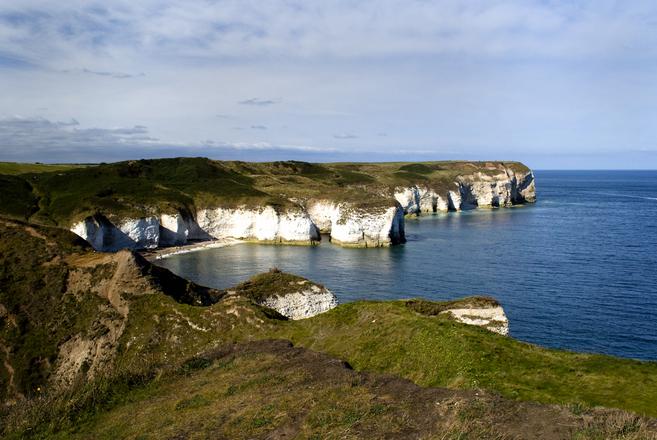 Flamborough Cliffs 3