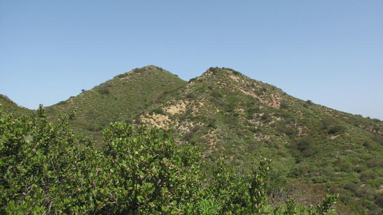 Laguna Coast Wilderness Peaks
