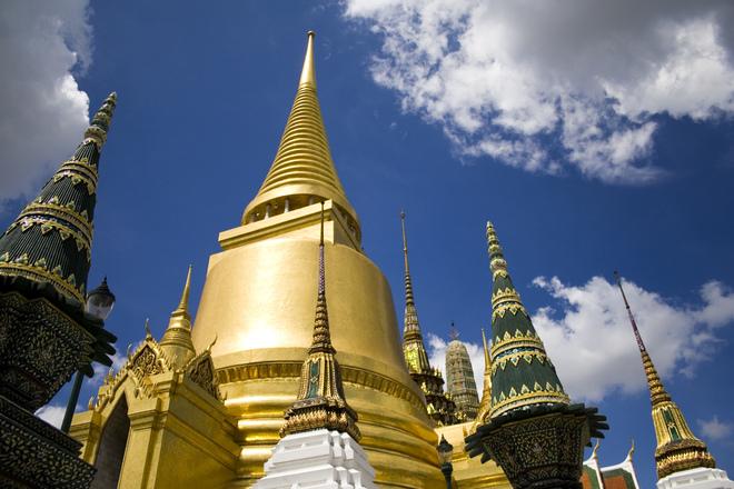 Spires of Bangkok