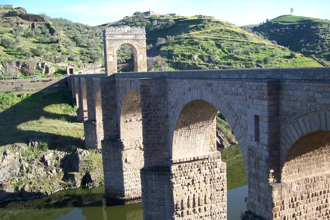 Roman bridges Portugal-Spain 4