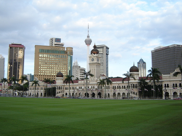 The Sultan Abdul Samad Building, KL