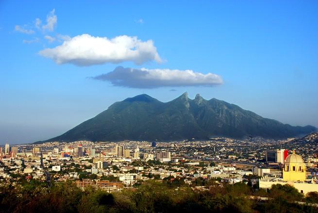 Monterrey metro area 1