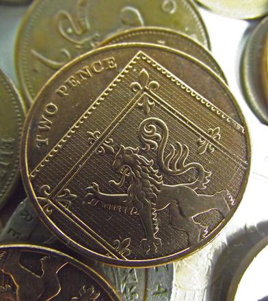 British money 1