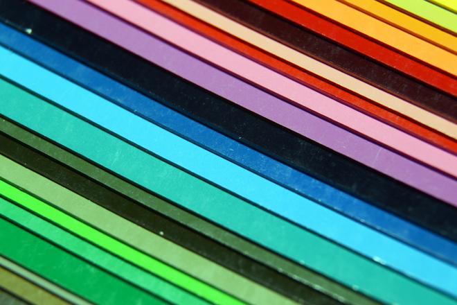 Colour palette 3