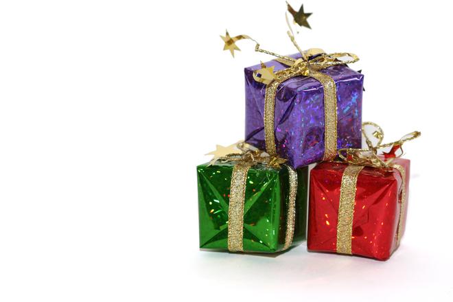 3 presents
