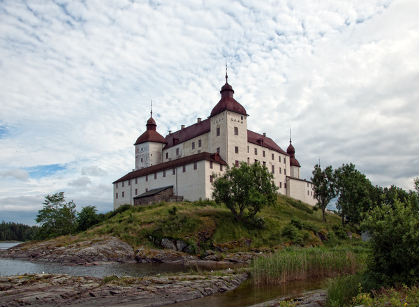 Laeckoe castle