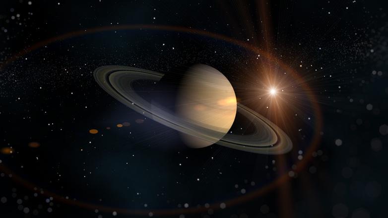 HD de Saturn-Planet