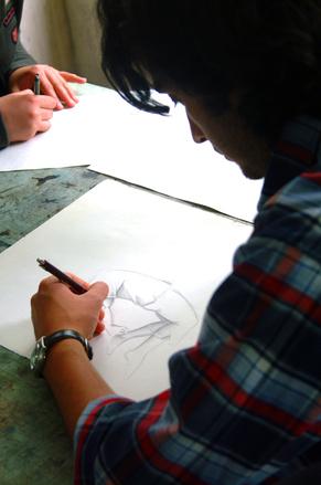 Art Student 4