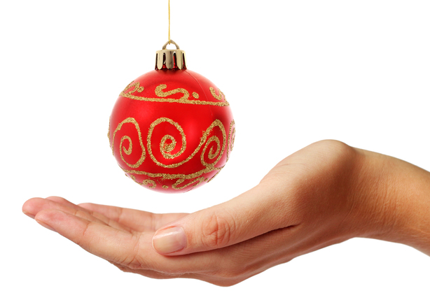 Hands and Baubles
