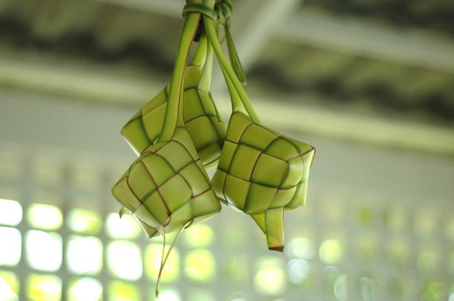 Free Ketupat Stock Photo Freeimages Com