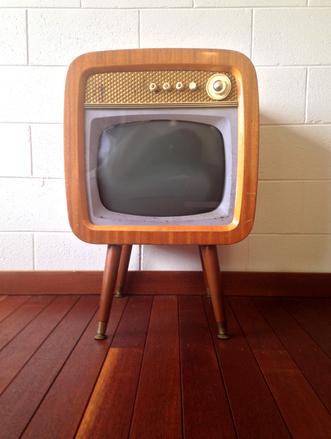 Retro/Vintage TV set