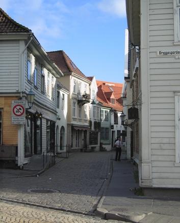 norwegian lane