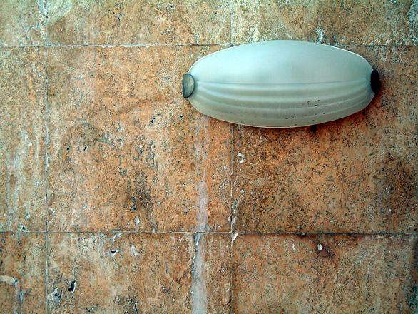 Marble lamp