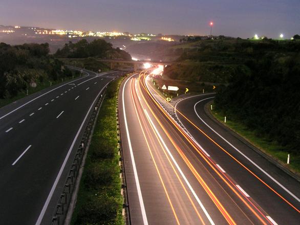 A8 - road