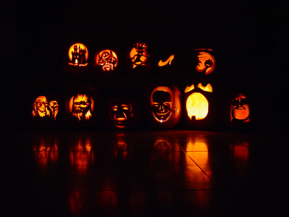 Free halloween pumpkin carving stock photo freeimages