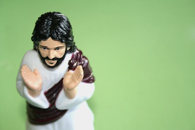 Dashboard Jesus