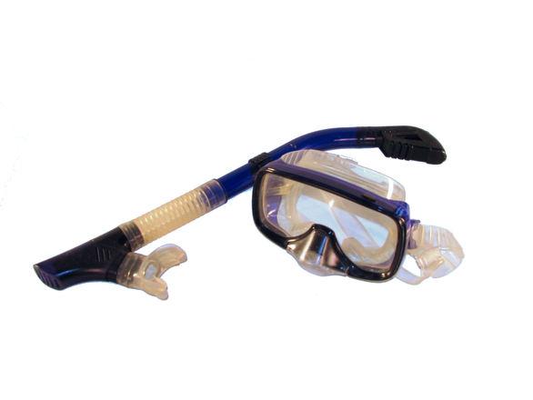 Snorkel mask set 1