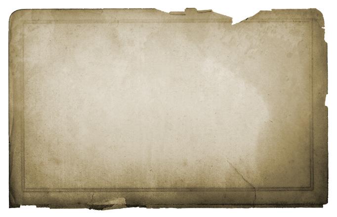 Vintage Papier 1