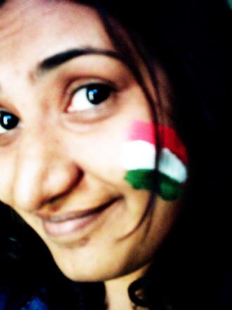 Indian Girl Cricket Mania