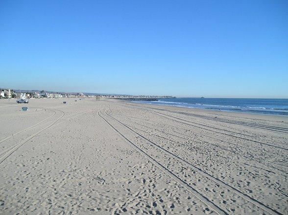 the beach in california 2