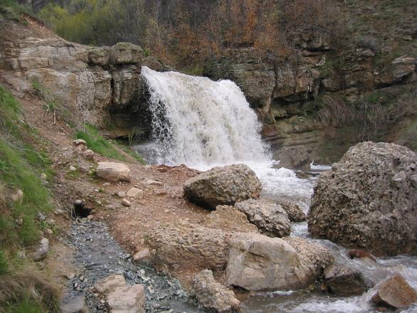 Free Small Waterfall Stock Photo