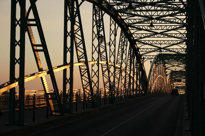 Sunset Bridge 2