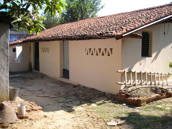 Rurual Indian House
