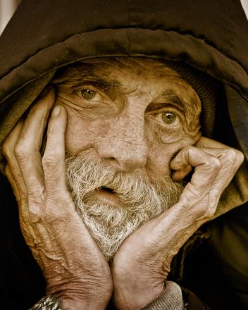 Homeless Portraiture 1