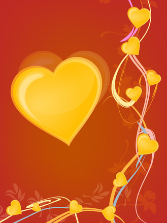Valentine Ribbons
