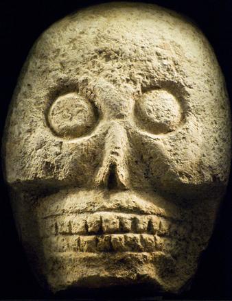 Free Mayan Skulls 2 Stock Photo Freeimages Com