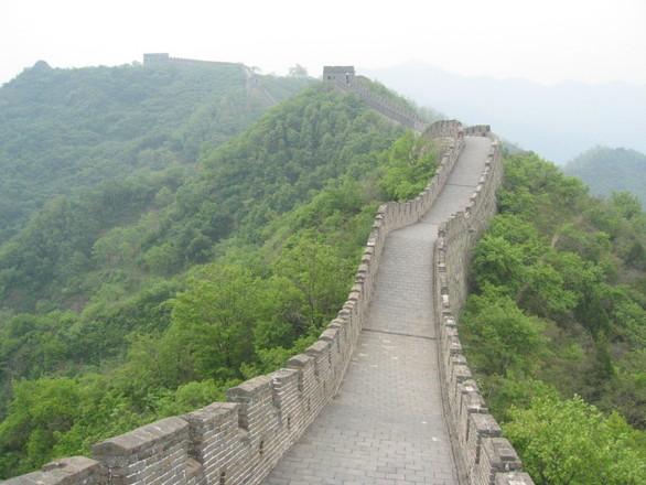 Great Wall of China at MuTianY