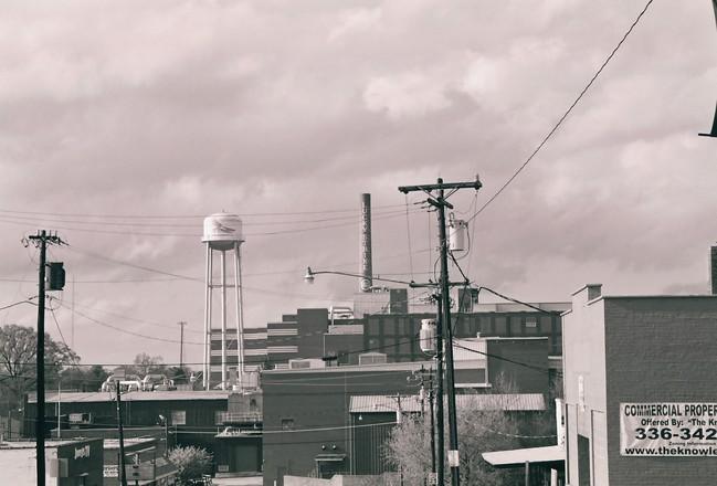 """Downtown Reidsville """"Lucky Town"""