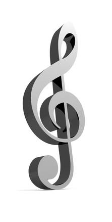 Musical key 4
