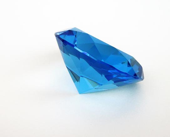 Blue diamond 2