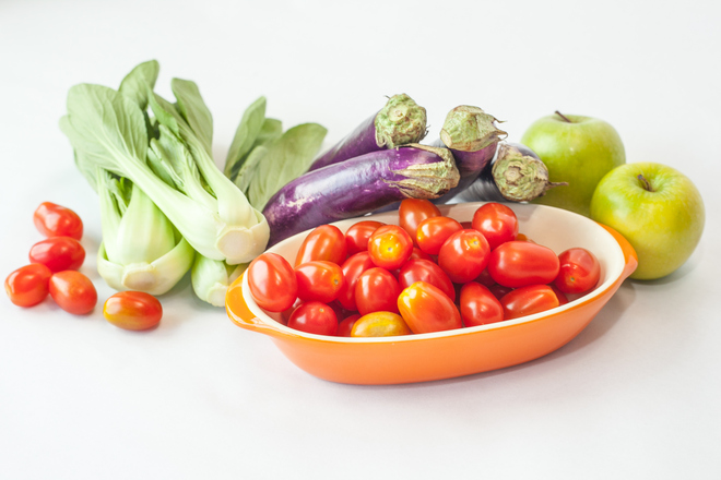 Fresh Vegetables & Fruits 3