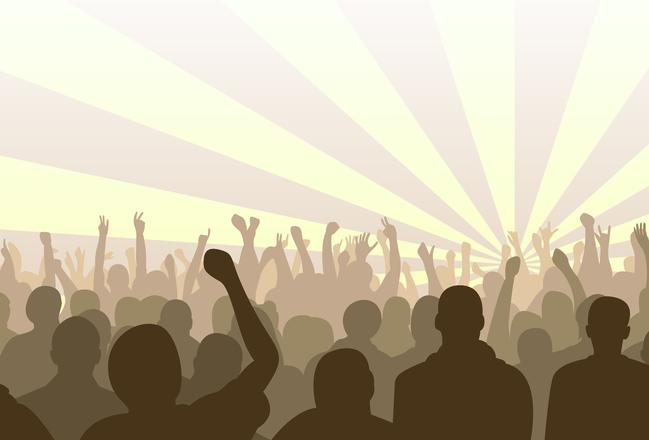 Concert illustration