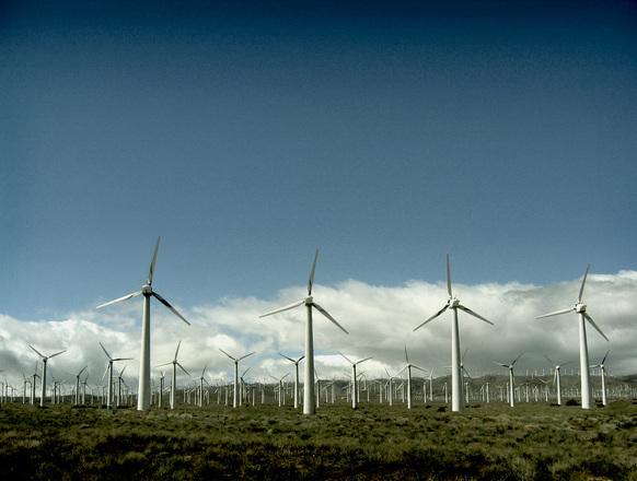 Mojave Wind Farm