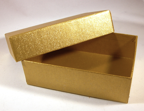 Free Golden Box Stock Photo Freeimages Com
