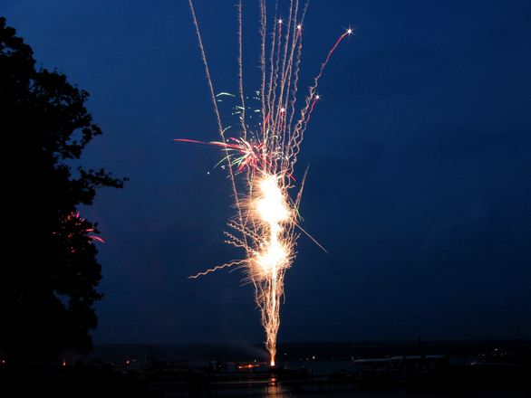 Independence Day Fireworks 5