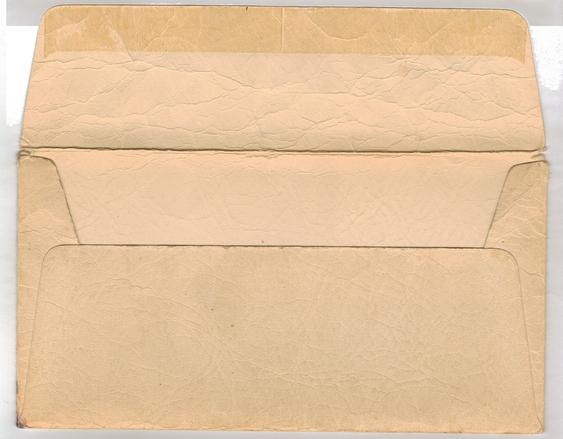 Free Vintage Envelope (Open) Stock Photo - FreeImages.com