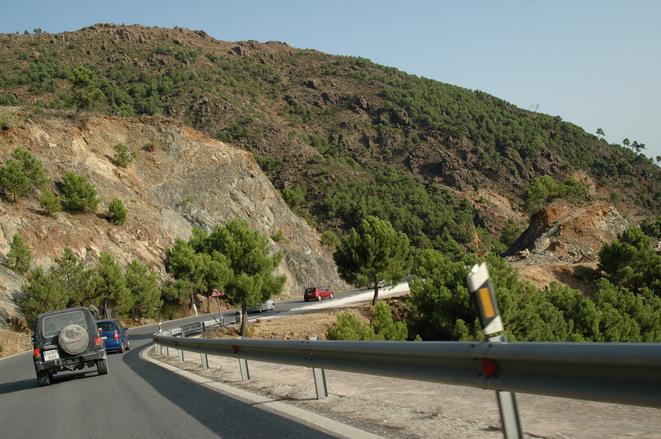 Dangerous Driving Roads 5