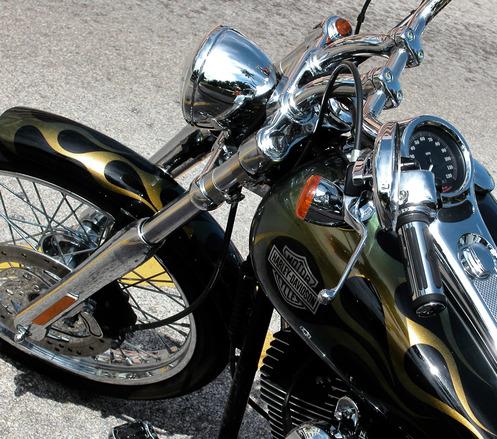 Harley Davidson - en dröm för många människor.