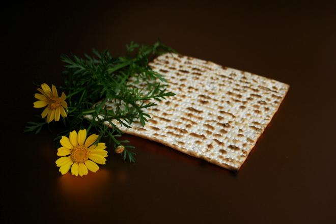 Традиционное угощение в Песах