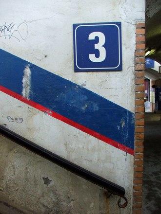 Trainstation 8