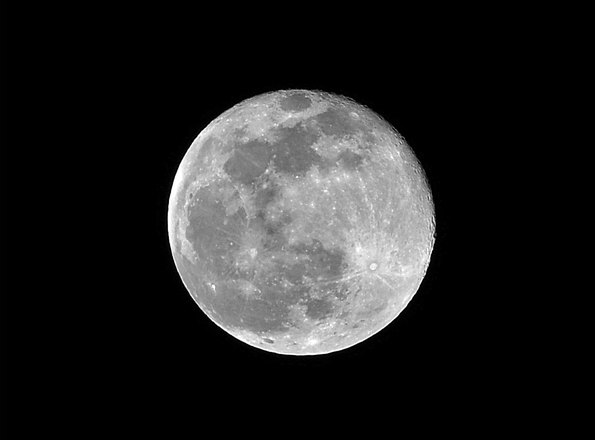 Free Big Full Moon Stock Photo Freeimages Com