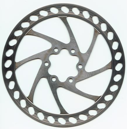 Bike brake wheel