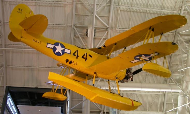 N3N Navy Seaplane
