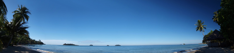 Chang Island Beach Panorama 4