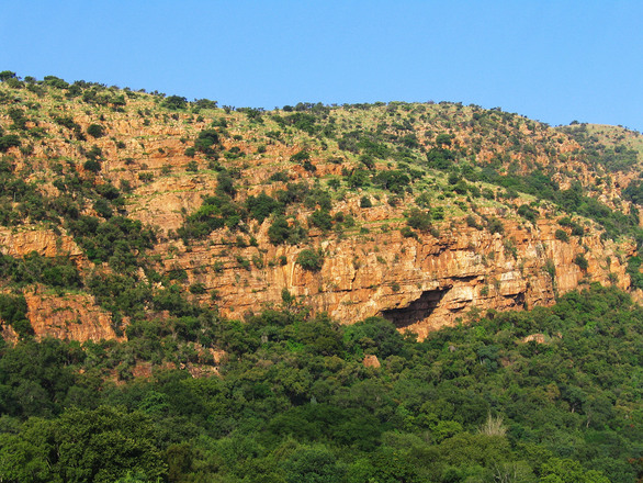 Souh African Cliff Face 2