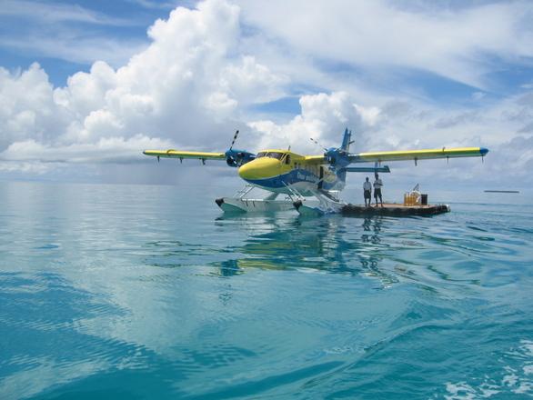 Watertaxi Maldives